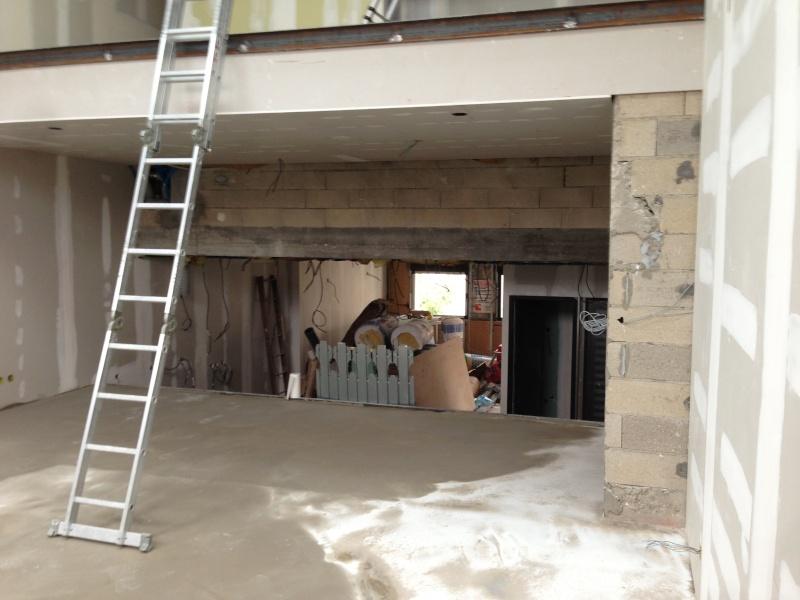 Choix Couleurs Salon Grande Hauteur Sous Plafond