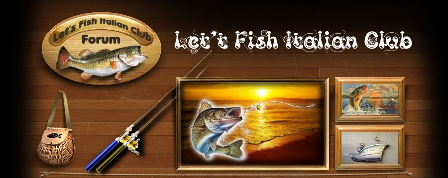 let's fish italian club