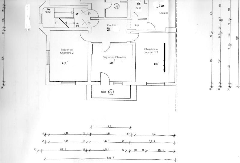 monter une cloison pour cacher un dressing. Black Bedroom Furniture Sets. Home Design Ideas